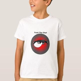 Japanese Blow Fish Fugu T-Shirt
