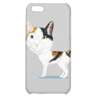 Japanese Bobtail Caricature iPhone 5C Cover