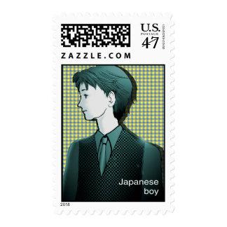 japanese boy_01b postage