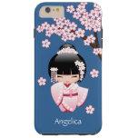 Japanese Bride Kokeshi Doll Tough iPhone 6 Plus Case
