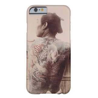 Japanese Bridegroom's Tattoos, c.1880 (photo) Barely There iPhone 6 Case