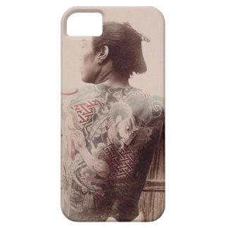 Japanese Bridegroom's Tattoos, c.1880 (photo) iPhone SE/5/5s Case