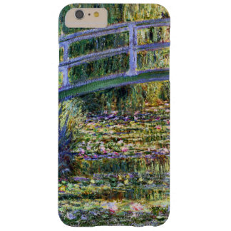 Japanese Bridge Water Lily Pond Barely There iPhone 6 Plus Case