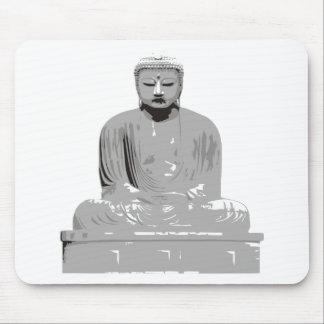 Japanese Buddha Mousepad