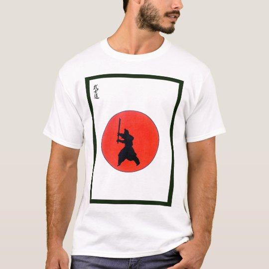 Japanese Bushido Way Of The Warrior T-Shirt