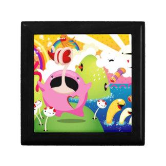 Japanese Cartoon Gift Box