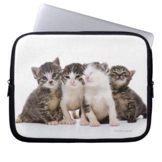 Japanese cat laptop computer sleeves