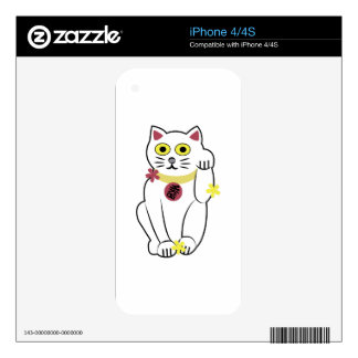 Japanese Cat Skins For iPhone 4S