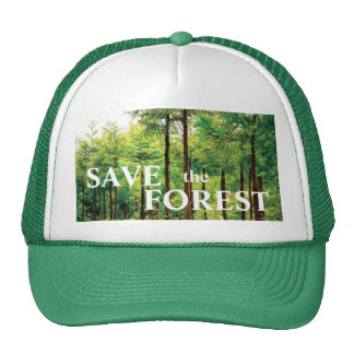 Japanese Cedar woods Trucker Hat