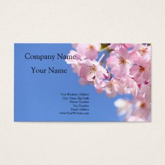 Japanese Cherry Blissom Business Card