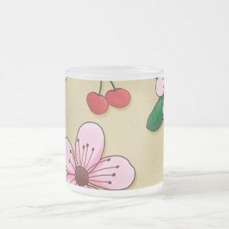 Japanese Cherry Blossom Coffee Mug