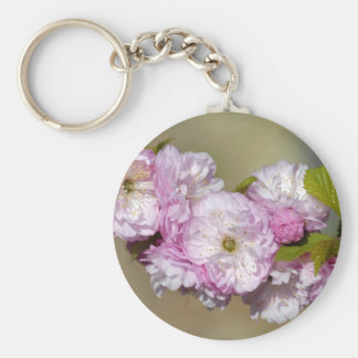 Japanese Cherry Blossom Decorative Keychain