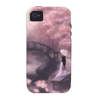 Japanese Cherry Blossom iPhone 4/4S Cover
