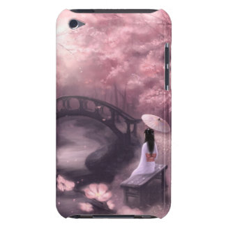 Japanese Cherry Blossom iPod Touch Case