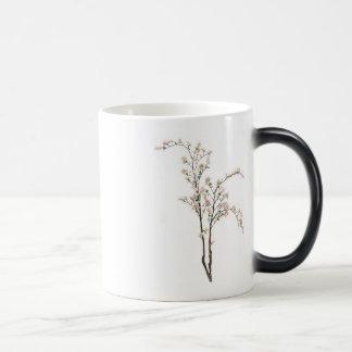 Japanese Cherry Blossom Morphing Mug