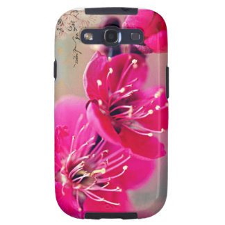Japanese Cherry Blossom Phone Case Galaxy SIII Cover