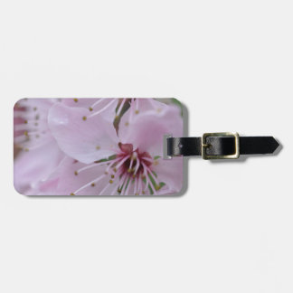 Japanese Cherry Blossom Tag For Bags