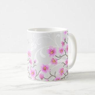 Japanese Cherry Flowers Mug