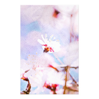 Japanese Cherry - Sakura In Bloom Flyer