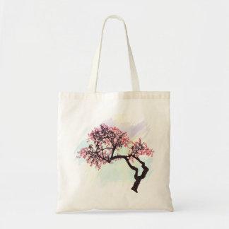 Japanese Cherry Tree Blossom Tote Bag