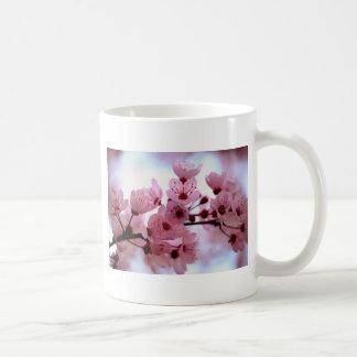 Japanese Cherry Tree Blossoms Classic White Coffee Mug
