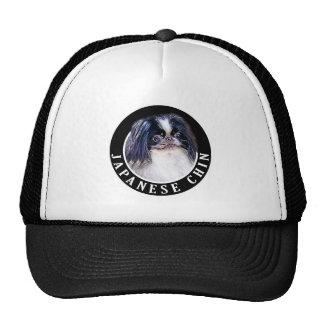Japanese Chin 002 Trucker Hat