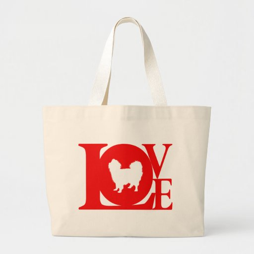 Japanese Chin Canvas Bags
