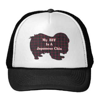 Japanese Chin BFF Hat
