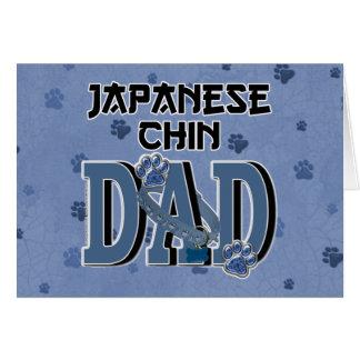 Japanese Chin DAD Card
