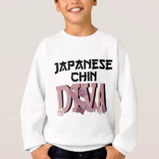 Japanese Chin DIVA Sweatshirt