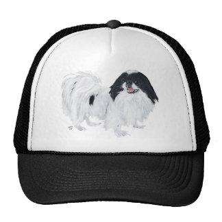 Japanese Chin Dog Trucker Hat