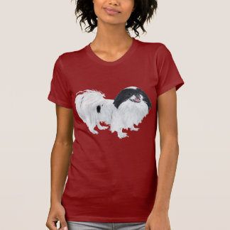 Japanese Chin Dog Tshirts