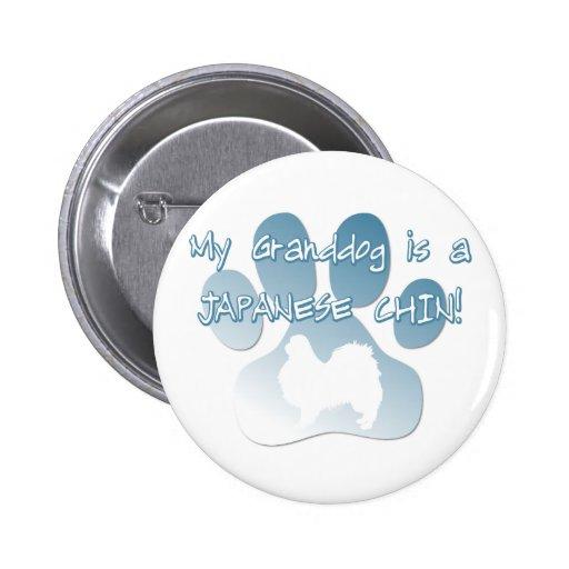 Japanese Chin Granddog Pins