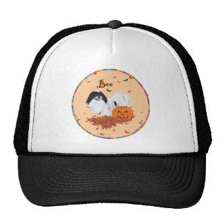 Japanese Chin Halloween Trucker Hat
