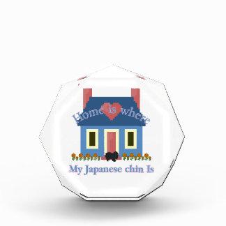 Japanese Chin Home Is Award
