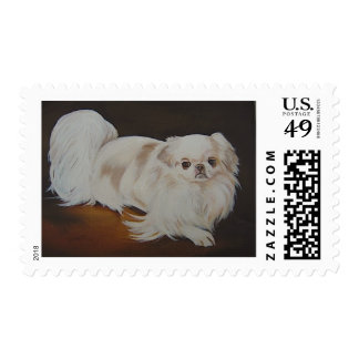Japanese Chin Postage
