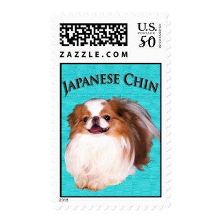 Japanese Chin Stamp - Duncan