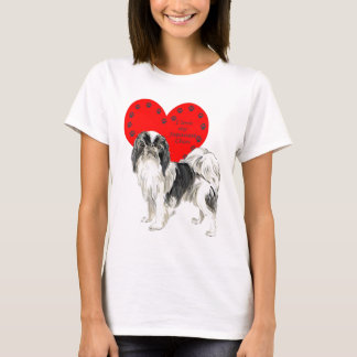 Japanese_Chin T-Shirt