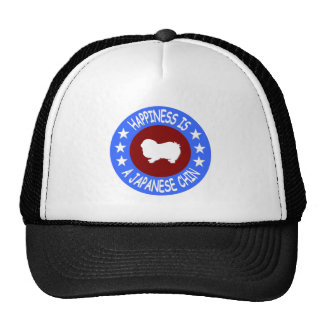 Japanese Chin Trucker Hat