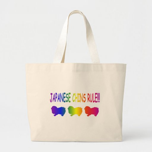 Japanese Chins Rule Bags