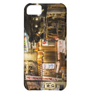 Japanese City Scene Cover For iPhone 5C