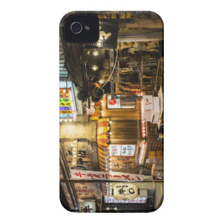 Japanese City Scene iPhone 4 Case-Mate Cases
