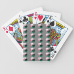 Japanese Clover Playing Cards