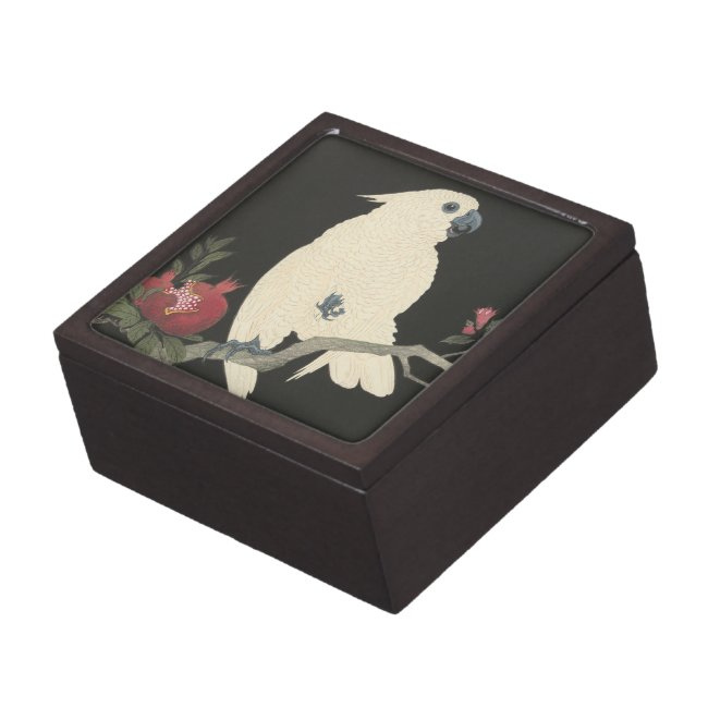JAPANESE COCKATOO Gift Box