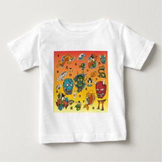 Japanese Collage Shirt