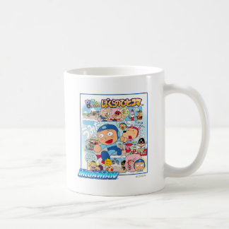 Japanese Comic Coffee Mug