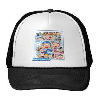 Japanese Comic Hat