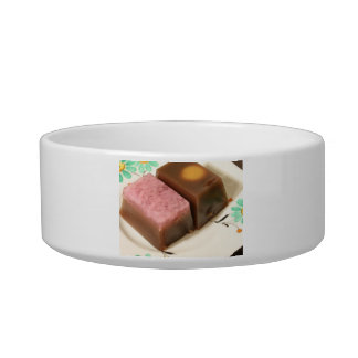 Japanese confectionery bowl
