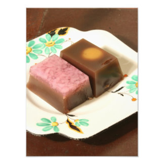Japanese confectionery photograph