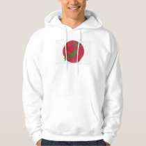 Japanese country flag hoodie